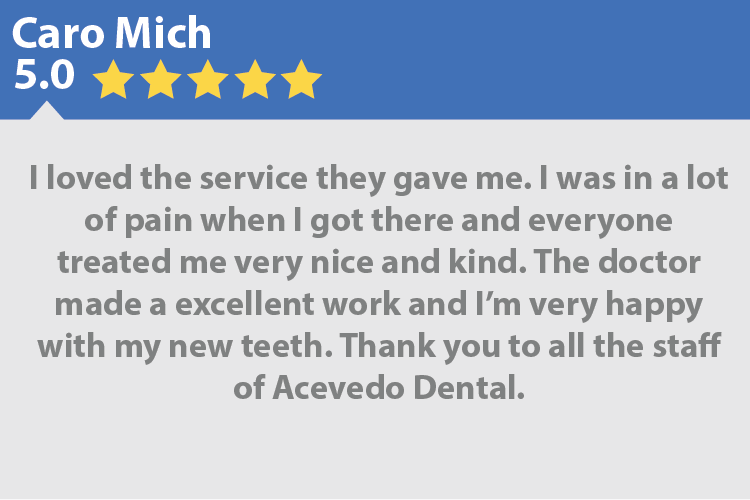 acevedo dental group-testimonial1