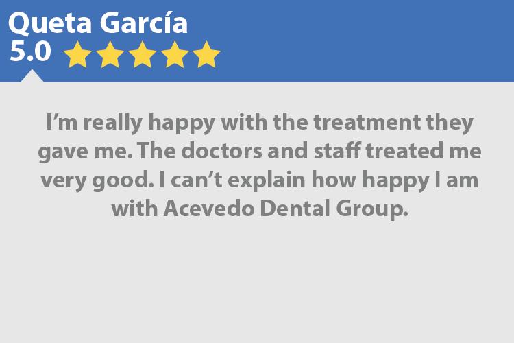 acevedo dental - testimonial2