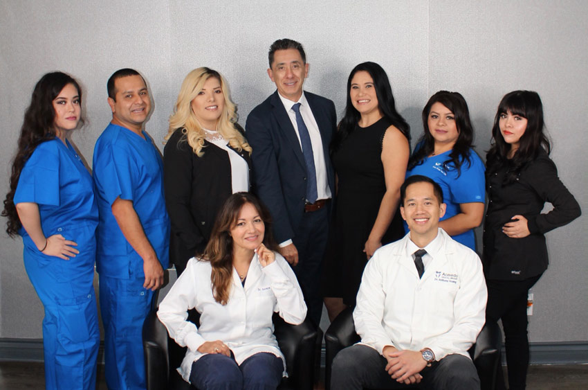 Dentist in Ontario - Acevedo Dental Group of Ontario California