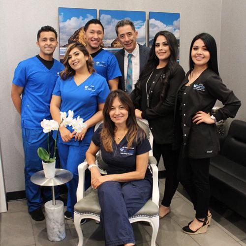 Dentist in Santa Ana - Acevedo Dental Group of Santa Ana Ca - team