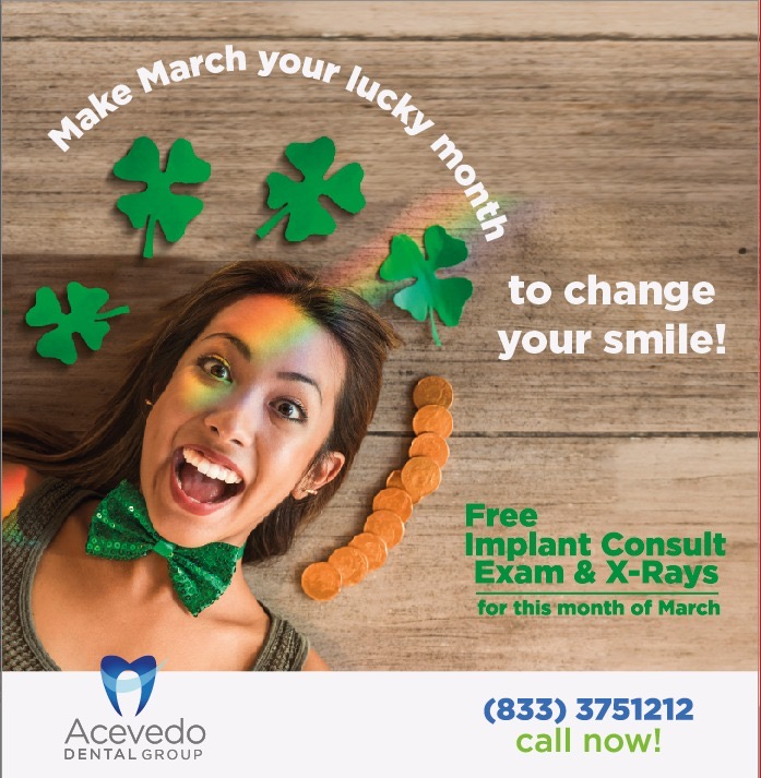 dental special offer march