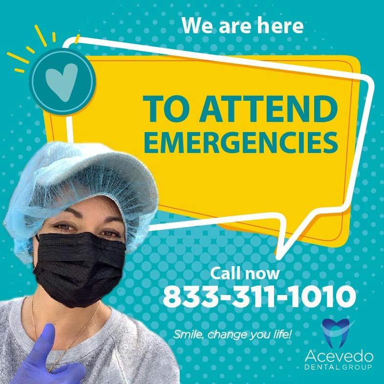 dentist open emergency