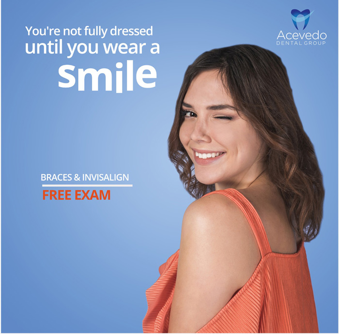 braces and invisalign promotion