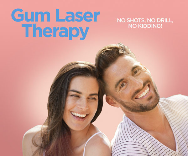 gum laser therapy